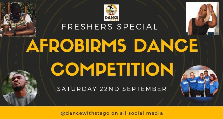 AfroBirms Dance Competition