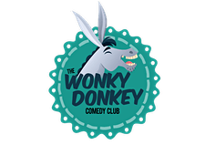 The Wonky Donkey Comedy Club logo