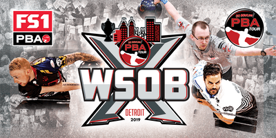 PBA World Series of Bowling X!