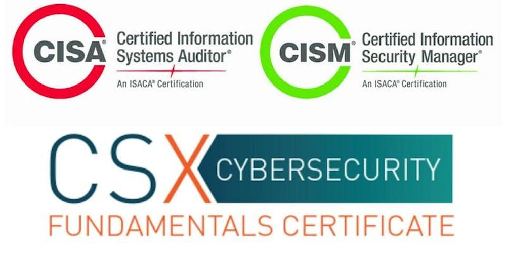2018 Isaca San Diego Certification Two Day Bootcamp Cisa Cism And