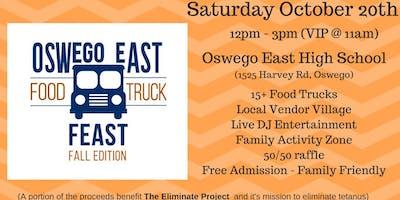 2018 Oswego East Food Truck Feast - Fall Edition