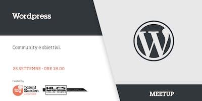 Meetup Wordpress #1