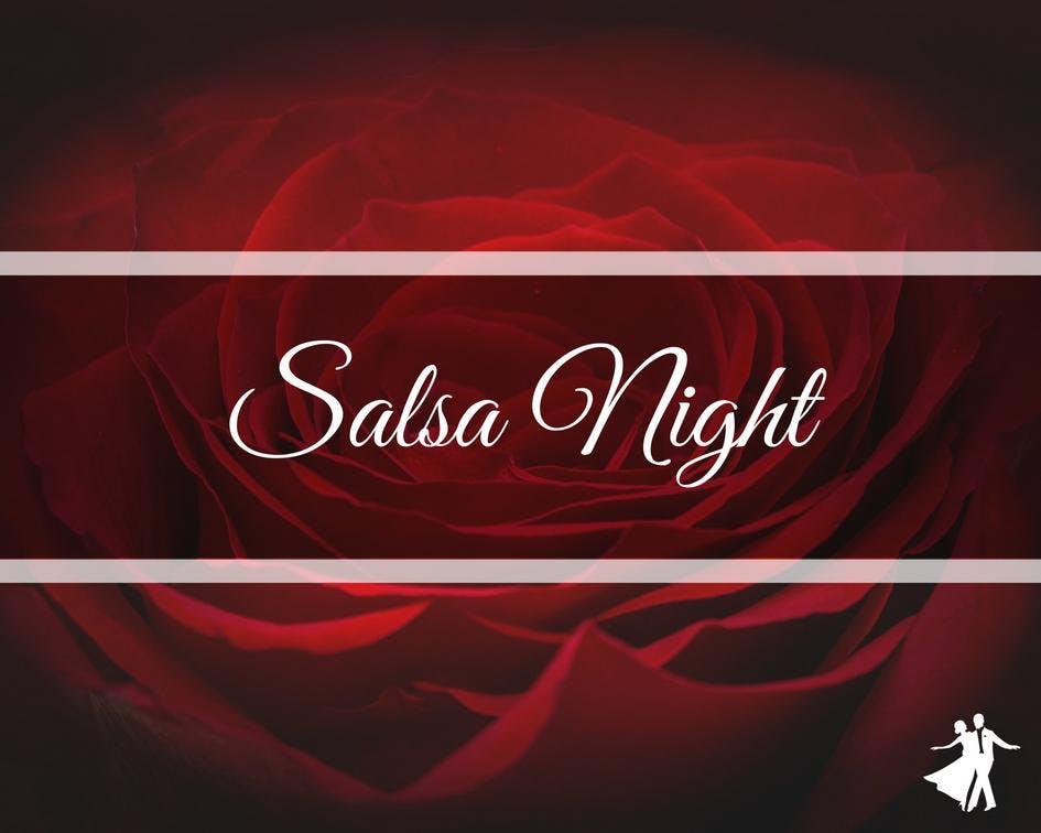 Open House Salsa NIght