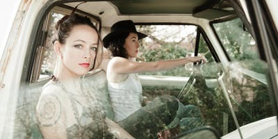 SOLD OUT: Rising Appalachia w/ Be Steadwell