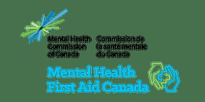 Mental Health First Aid Basic (GUELPH)