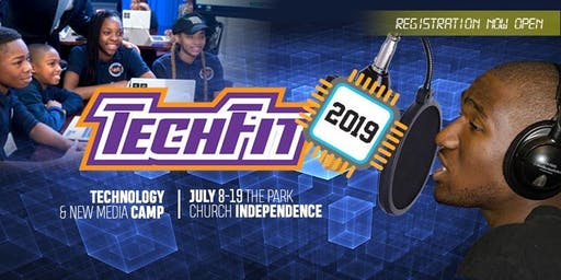 Tech Fit Camp 2019 at The Park Church