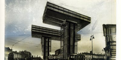 Martino Stierli: Montage and the Metropolis: Architecture, Modernity, and the Representation of Space