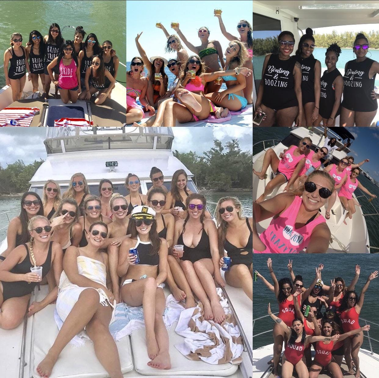 Bachelorette Yacht Party ...