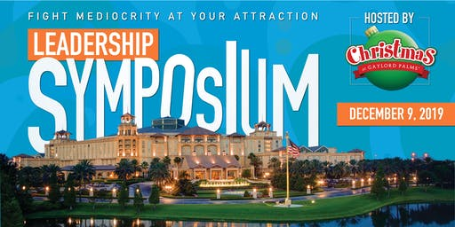 Leadership Symposium for Seasonal Attractions 2019