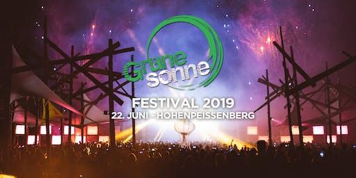 Grüne Sonne Festival 2019