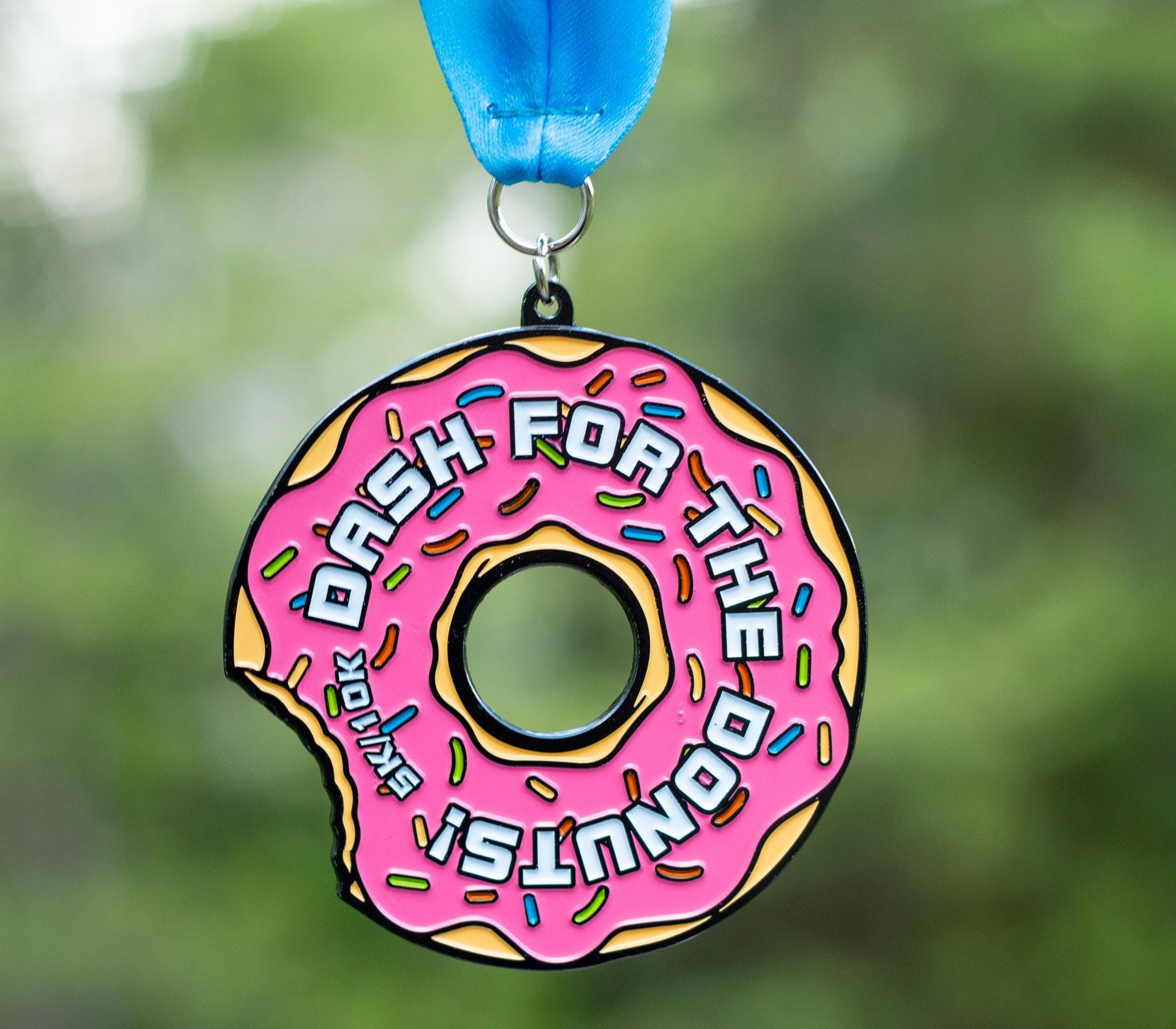 Now Only $10! Dash for the Donuts 5K & 10K -