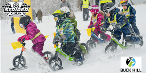 Strider Snow Cup - Buck Hill, Burnsville, Minnesota...