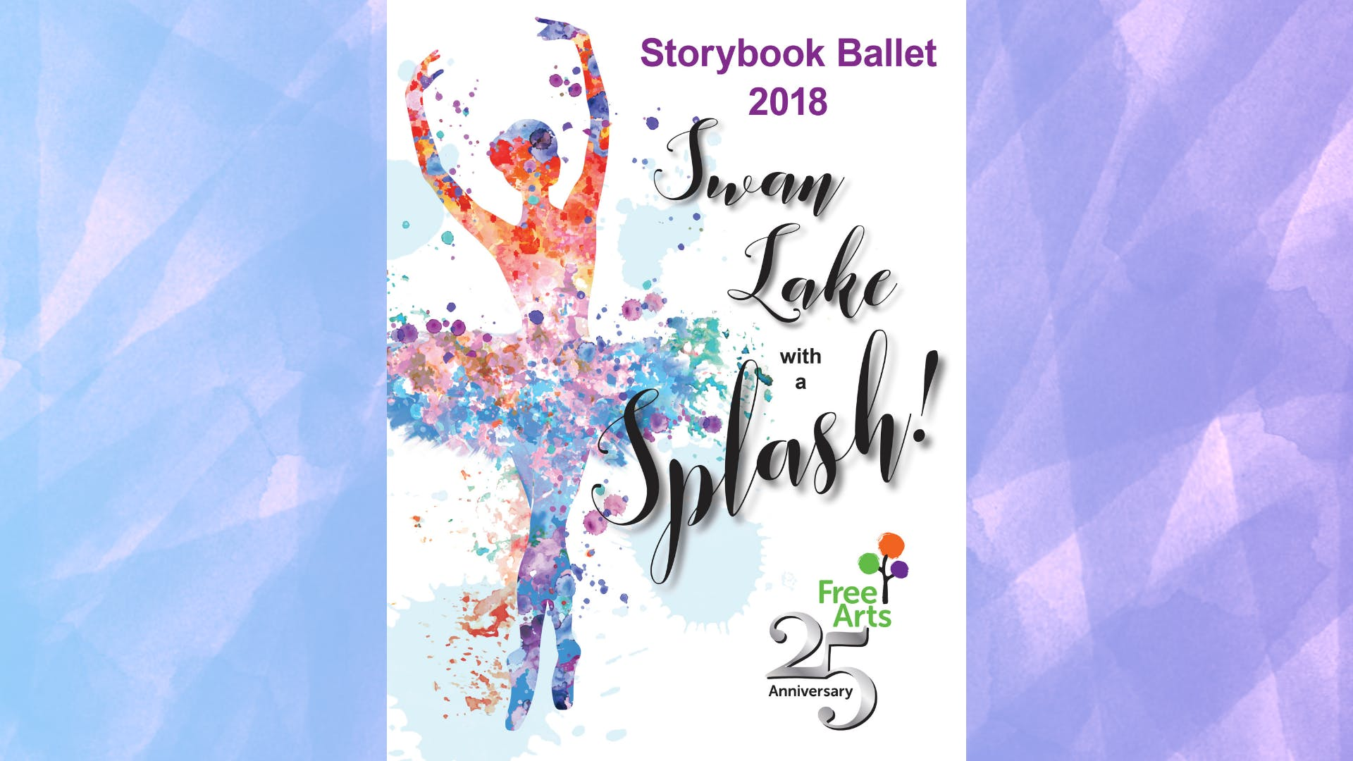 Storybook Ballet 2018 Swan Lake with a Splash!