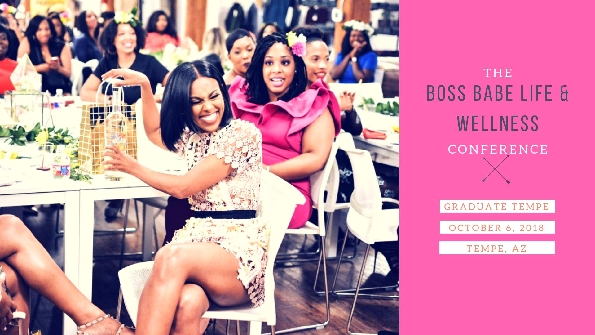 Boss Babe Life and Wellness Conference