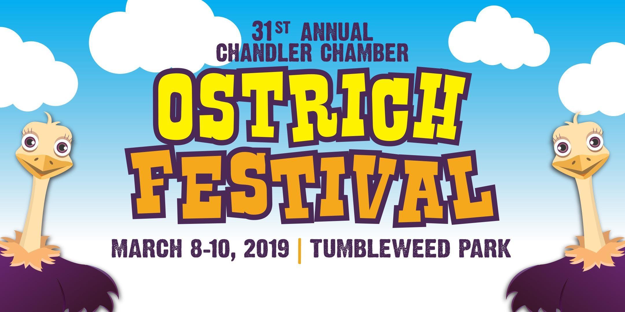31st Annual Ostrich Festival