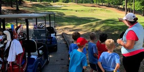 TUESDAY After School Golf Class Wee-Linksters (Ages 5-8)  1-hour/4-weeks tickets