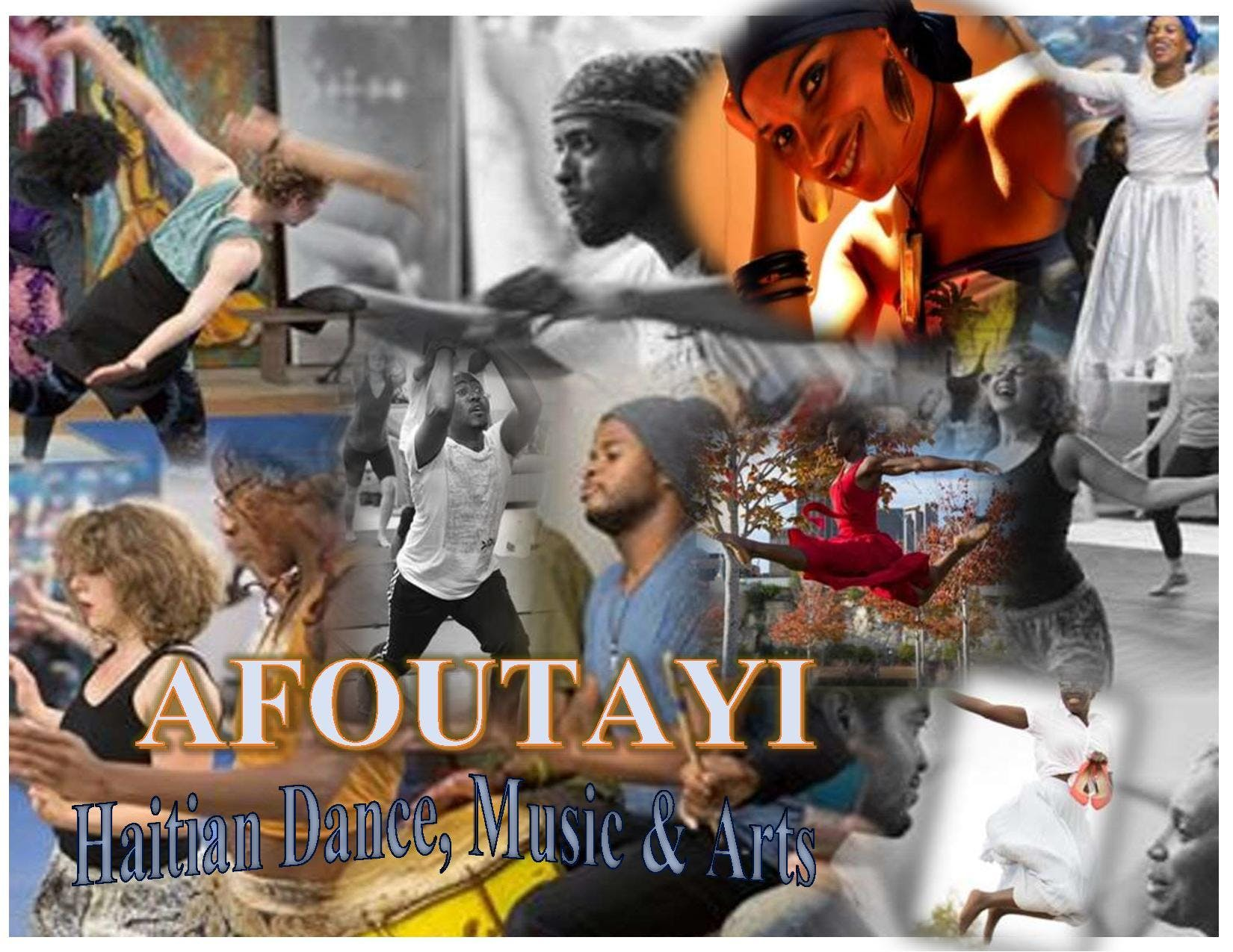Dancing With Haitians At La Fete De >> Afoutayi Haitian Cultural Festival Dance And Drum Workshops 8 Oct 2018