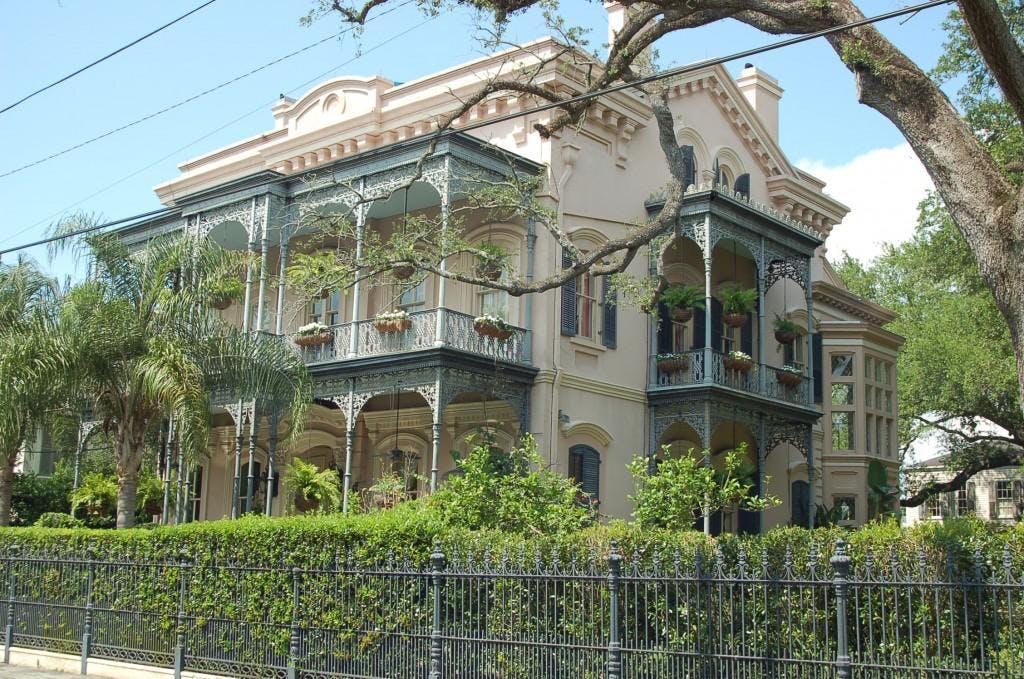 Free Garden District Walking Tour - 8 OCT 2018
