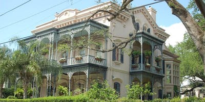 Free Garden District and Lafayette Cemetery Walking Tour