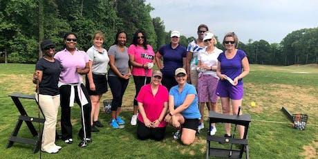 Ladies Golf Class 101: Beginner ( 1 hour Classes/4 Weeks) tickets