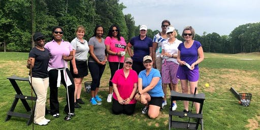 Ladies Golf Class 101: Beginner ( 1 hour Classes/4 Weeks)