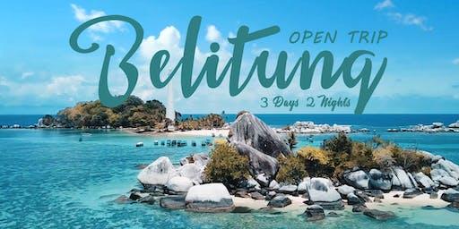Open Trip - Uncover Belitung Island