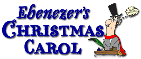 Ebenezer's Christmas Carol (Ages 8-15) Acting-only Registration