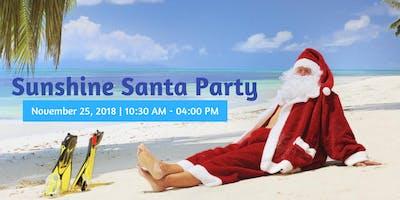 Sunshine Santa Party