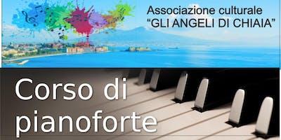 CORSO DI PIANOFORTE LEZIONI DIMOSTRATIVE GRATUITE
