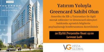 Yatırım Yolu ile Greencard Sahibi Olun | EB5 Yat