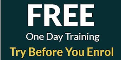 Free One Day Sage / Xero Training