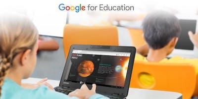 Google for Education in Italia: a Pescara l'evento ufficiale per le scuole