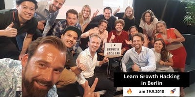 Growth Hacking Bootcamp - Berlin
