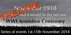 Over The Top - Live Performance | WW1 ARMISTICE...