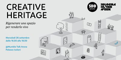 SDD.BO #3 - Creative Heritage