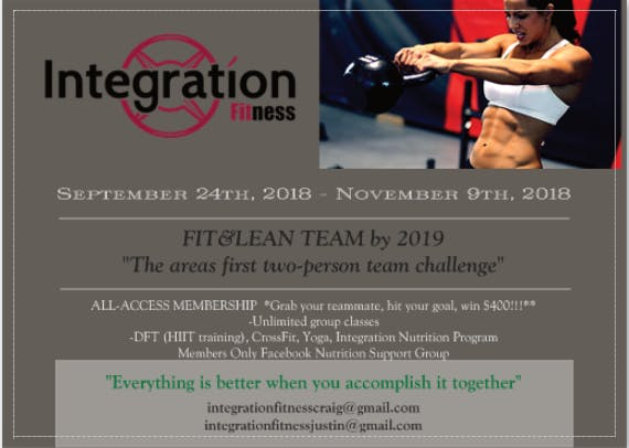 Fit & Lean Team before 2019