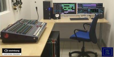 Home recording e home studio: corso starter di registrazione digitale. Ottobre 2018