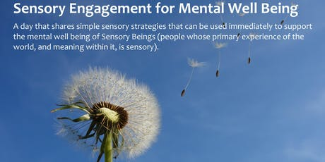 Sensory Engagement for Mental Wellbeing - Joanna Grace tickets