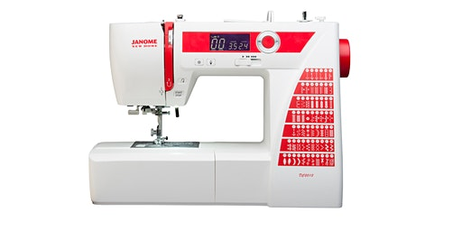 Intro to Sewing Machines