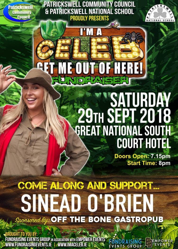 Sinead O'Brien- I'm a Celeb