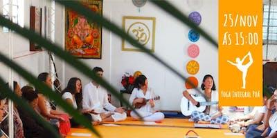 Roda de Mantras com Andrea Hiromi (Bhakti Yoga)