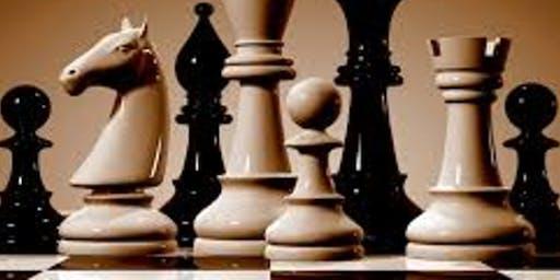 Douglas Library Chess Club