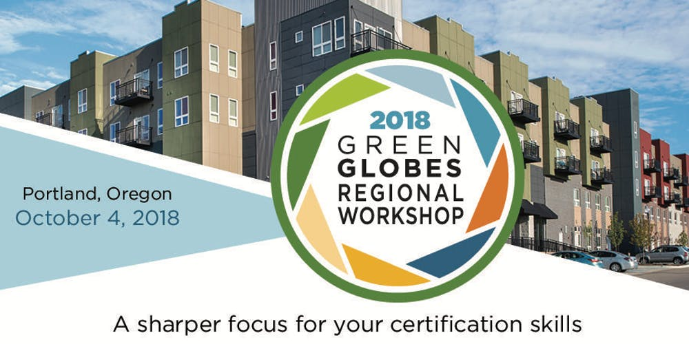 Introduction To Gbi And Green Globes Workshop Portland Or Tickets