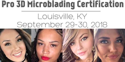 LouisvillePro 3D Microblading Certification Course