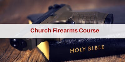 Tactical Application of the Pistol for Church Protectors (2 Days) - Akron, OH