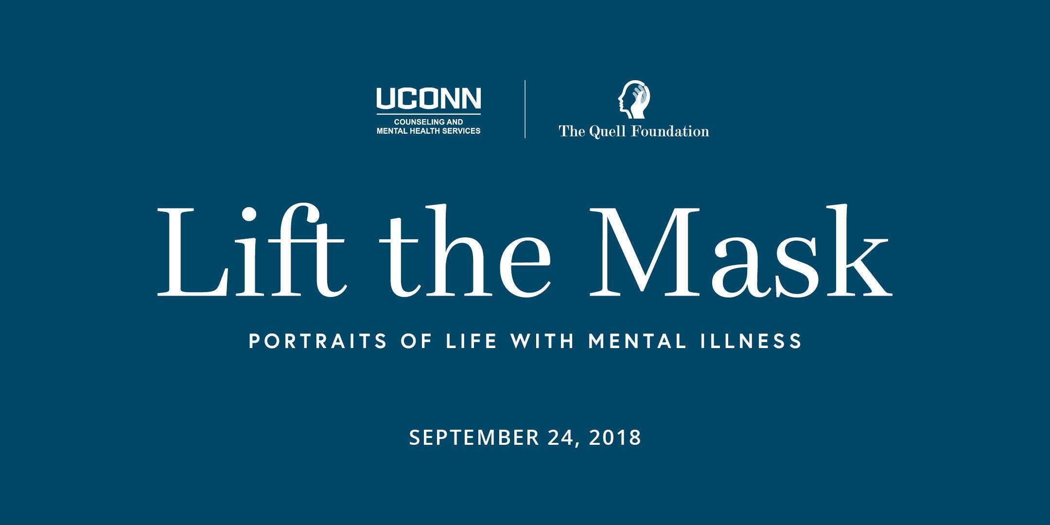 Lift The Mask Portraits Of Life With Mental Illness Documentary