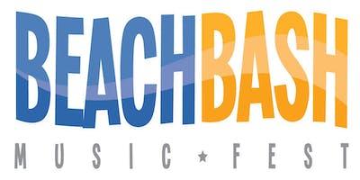 Beach Bash Music Fest:  Spring Break 2019 South Padre Island,Texas