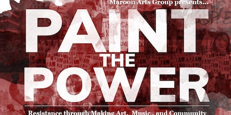 Paint the Power featuring Hakim Callwood tickets