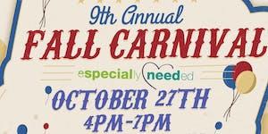 Especially Needed Fall Carnival Resource Fair 2018 -...