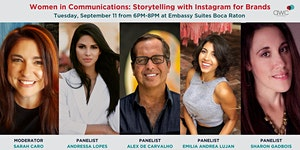 Women in Communications: Storytelling with Instagram...